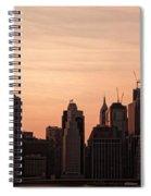 Urban Dreaming Spiral Notebook