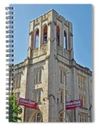 Urban Grace Church Spiral Notebook