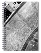 Urban Pattern Spiral Notebook
