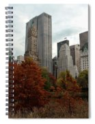 Urban Sprouting From Rural Spiral Notebook