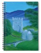 Urquhart Castle Spiral Notebook