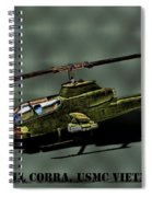 Usmc Ah-1 Cobra Spiral Notebook