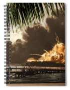 U S S Shaw Pearl Harbor December 7 1941 Spiral Notebook