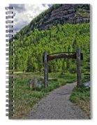 Vail Memorial Park Spiral Notebook