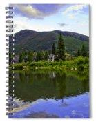 Vail Reflections 6 Spiral Notebook