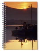 Valentia Island, County Kerry, Ireland Spiral Notebook