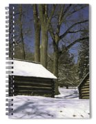Valley Forge Winter Spiral Notebook