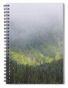Valley Light Spiral Notebook