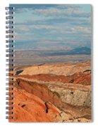 Valley Of Fire Nevada Spiral Notebook
