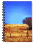 Valley San Carlos Arizona Spiral Notebook