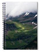 Valley Sun Spot Spiral Notebook