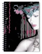 Vamp Five Spiral Notebook