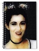 Vampire Bride Spiral Notebook