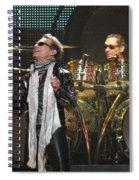 Van Halen-7072 Spiral Notebook