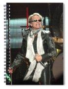 Van Halen-7168 Spiral Notebook