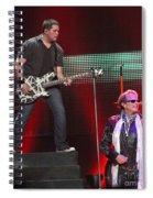 Van Halen-7241b Spiral Notebook