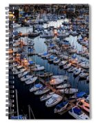 Vancouver British Columbia 9 Spiral Notebook