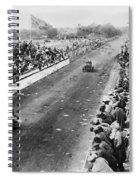 Vanderbilt Cup, 1906 Spiral Notebook