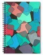 Variations 1 Spiral Notebook