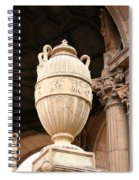 Vase - Palace Of Fine Art - San Francisco Spiral Notebook