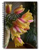 Vase Beauty Spiral Notebook