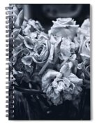 Vase Of Flowers 2 Spiral Notebook