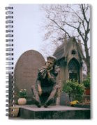 Nijinsky Spiral Notebook