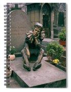 The Great Nijinsky Spiral Notebook