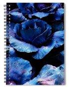 Vegetables, Red Cabbage Spiral Notebook