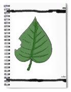 Vegetarian Spiral Notebook