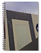 Vehicle Assembly Building Spiral Notebook