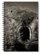 Venetian Castle Walls Spiral Notebook