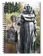 Venetian Garden 2 Spiral Notebook