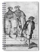 Venice: 18th Century Spiral Notebook