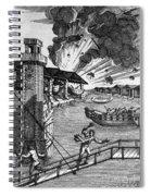 Venice: Arsenal, 1793 Spiral Notebook