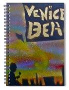 Venice Beach Life Spiral Notebook