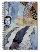 Venice Beach Wall Art 6 Spiral Notebook