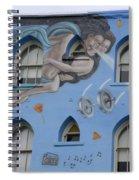 Venice Beach Wall Art 8 Spiral Notebook