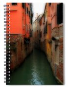 Venice Canals 2 Spiral Notebook