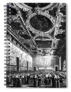 Venice: Doges Palace Spiral Notebook