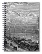 Venice: Grand Canal, 1875 Spiral Notebook