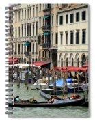 Venice Grand Canal 2 Spiral Notebook