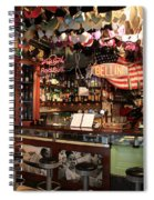 Venice Jazz Bar Spiral Notebook