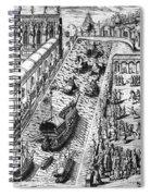 Venice: Procession Spiral Notebook