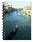 Venice View Spiral Notebook