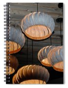 Vented Lights Spiral Notebook