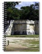 Venus Platform Spiral Notebook