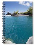 Venus Pool II Spiral Notebook