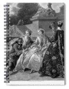 Versailles: Court Life Spiral Notebook