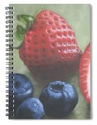 Very Berry Spiral Notebook